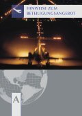 DCM Flugzeugfonds 1 - Seite 4