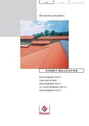 eternit wellplatten - DDH