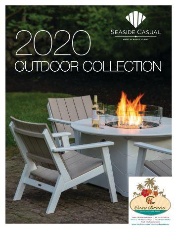 Casa Bruno Seaside Casual Kunststoff Gartenmöbel 2017