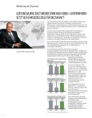 leistungskurve zeigt wieder stark nach oben - John Deere