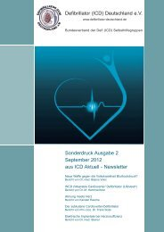02 medizinische Berichte 2012 - Defibrillator (ICD)