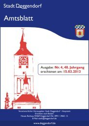 Nr. 4 vom 15.03.2013 - Deggendorf