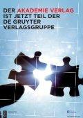 Akademie Verlag - Walter de Gruyter - Seite 2