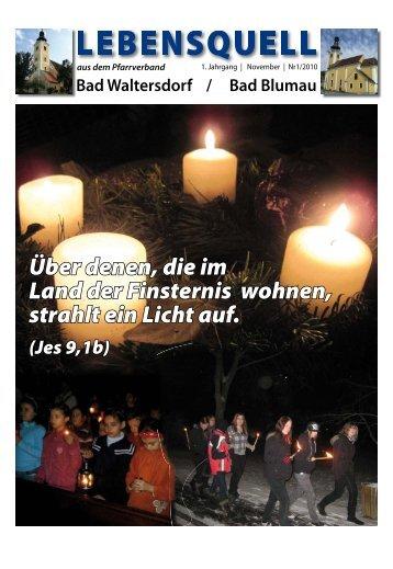 Bad Waltersdorf - Katholische Kirche Steiermark