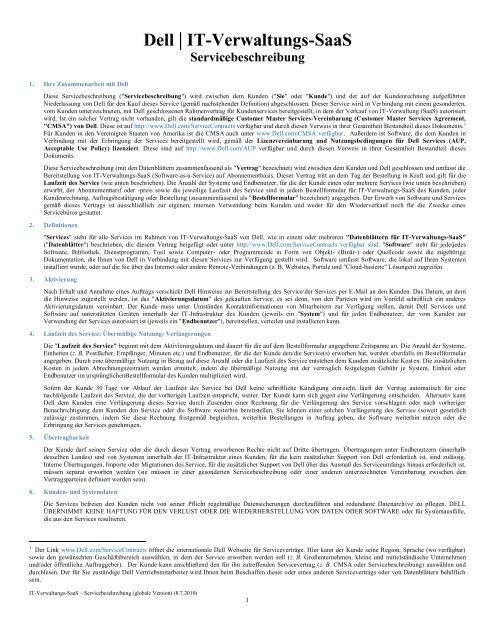 ferpa form fit  Dell | IT-Verwaltungs-SaaS