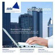 deltagramm - Delta Studentische Unternehmensberatung UG