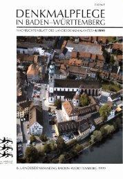 PDF zum Download - Denkmalpflege Baden-Württemberg
