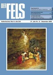 Dezember 2006 - Der Fels