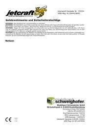 Tankstation Air&Fuel by jetcraft - Anleitung - Modellsport Schweighofer