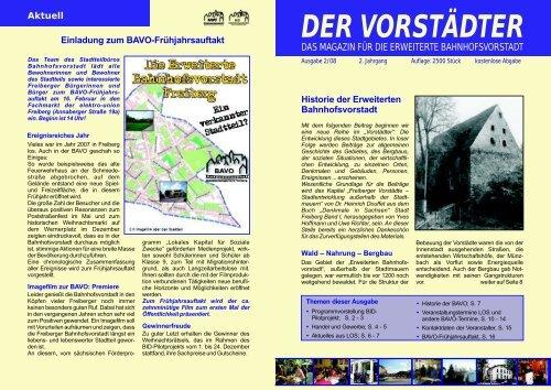 Ausgabe Februar 2008 - Der Vorstädter