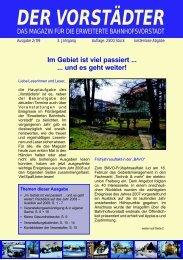Ausgabe Februar 2009 - Der Vorstädter