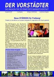 Ausgabe August 2009 - Der Vorstädter