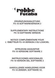 ergänzungsanleitung fx-18 softwareversion 2 supplementary ...