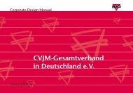 CVJM-Gesamtverband in Deutschland e.V. - Design Tagebuch