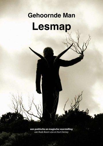 Lesmap - CC De Spil