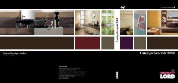 Catalogo Generale 2008