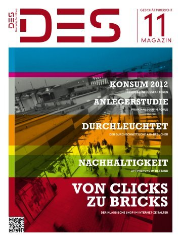 Magazin - Deutsche EuroShop