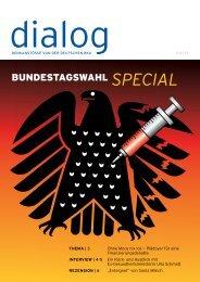dialog 3 2013 - Bundestagswahl - Special (PDF, 1.0 ... - Deutsche BKK