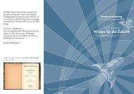150 Jahre Wissen für die Zukunft - Deutsches Museum
