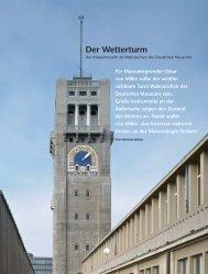Museumsturm - Deutsches Museum