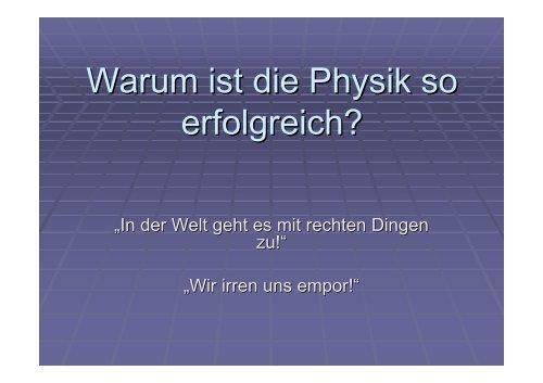 Physik DM - Deutsches Museum