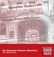 runterladen. - Deutsches Theater