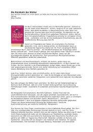 Buchbesprechungen - Deutschland Journal