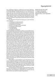 Tagungsbericht - Deutsche Gesellschaft für Archäologie des ...