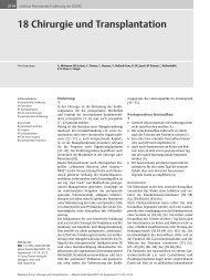 18 Chirurgie und Transplantation.pdf - DGEM
