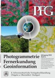 Jahrgang 2010 Heft 4 - DGPF