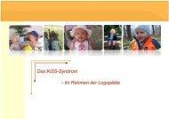 Das KiSS-Syndrom - Deutsche Gesellschaft für Sprachheilpädagogik