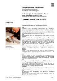 Lehrer Material, pdf-Datei - Deutsches Historisches Museum