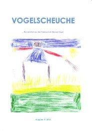 Vogelscheuche Ausgabe 02-2013 - Diakonie Leipzig