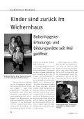 Endlich wieder Kinderlachen im Wichernhaus - auf den Seiten des ... - Seite 6