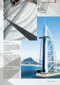 Das Burj Al Arab, eine 200 Meter hohe Membranfassade - Seite 4