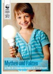 Mythen und Fakten der Energiewende - Klima-Allianz