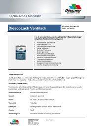 DiescoLack Ventilack - Diessner