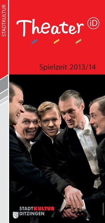 Theaterprogramm - Ditzingen