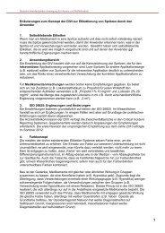 Erläuterungen zum Konzept der DIVI zur Etikettierung von ... - Die DIVI