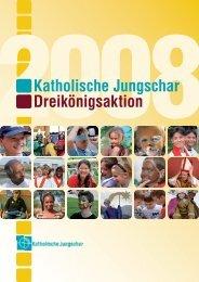 Jahresbericht 2008 Kern.indd - Dreikönigsaktion