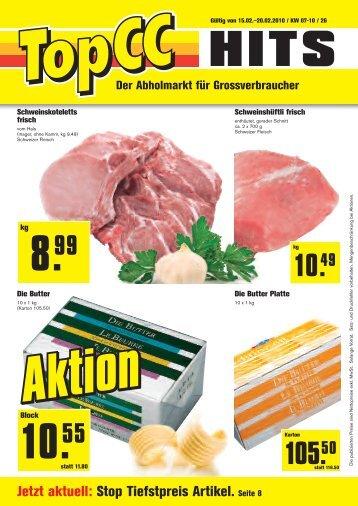 Jetzt aktuell: Stop Tiefstpreis Artikel. Seite 8 - dlcache