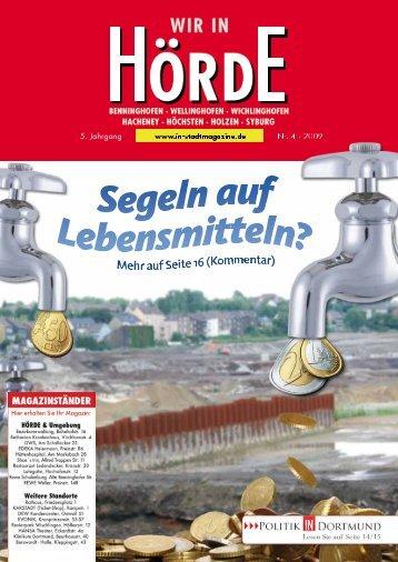 von Rudi Gaidosch - Dortmunder & Schwerter Stadtmagazine