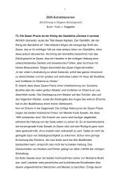 ZEN-Schatzkammer - DONA-Verlag
