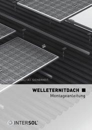 WELLETERNITDACH - Donauer Solartechnik Vertriebs GmbH