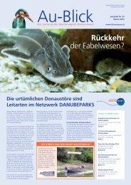 Au-Blick 35, Saison 2011 Die Zeitung des - beim Nationalpark ...