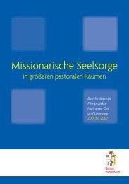 Missionarische Seelsorge - Bistum Hildesheim