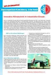 Luft als Lebensmittel - Fachverband Gebäude-Klima e. V.