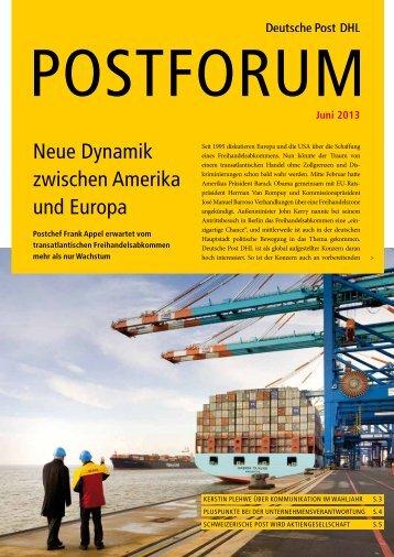Juni 2013 - Deutsche Post DHL