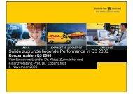 PDF (701 KB) - Deutsche Post DHL