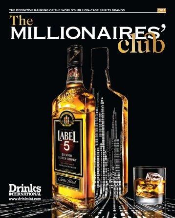 The Millionaires Club 2013 - Drinks International